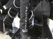 Custom Divers Sportster inflator