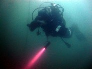 Descent to the Landing Craft