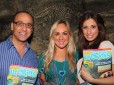 Theo Paphitis, Samantha Hewitt and Stacey Solomon