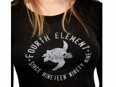 Fourth Element Life - Turtle 99 in black