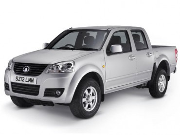 Picture of the Great Wall Steed pick-up truck