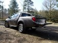 Picture of the Mitsubishi L200 Barbarian