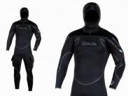 Picture of the Hollis Gear NeoTek semidry suit