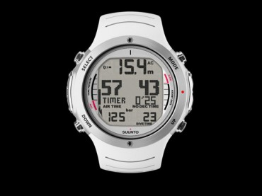 Picture of the Suunto D6i White