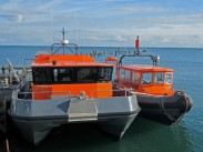 Picture of dive boat Swanage Diver and Spike