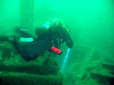 Exploring the Liberty Ship SS James Eagan Layne