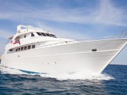 M/Y Red Sea Adventurer hits the water