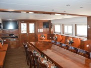 Blue Planet 1 dining area
