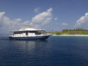 MV Sea Queen broadens her horizons