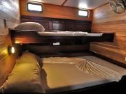 MV Sea Queen cabin