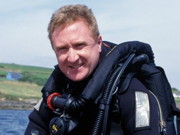 Dive with John Collins and be a photographer