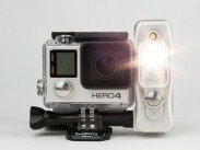 Light and Motion Sidekick with GoPro