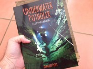 Underwater Potholer - by Duncan Price
