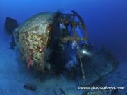 Deep wreck image - courtesy Charles Hood