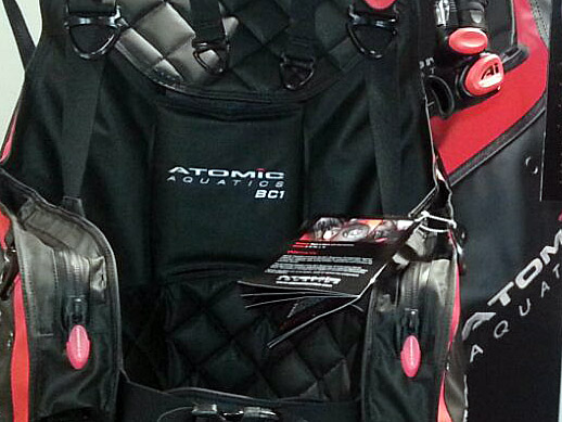 Atomic Aquatics BC1 jacket BCD