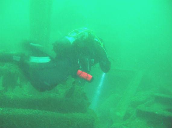 Scapa Flow wrecks - a wreck diving paradise
