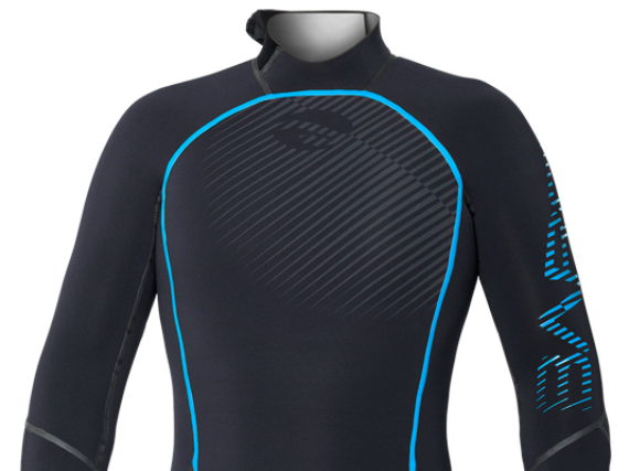 BARE Reactive wetsuit