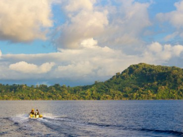 Solomon Islands... lose yourself