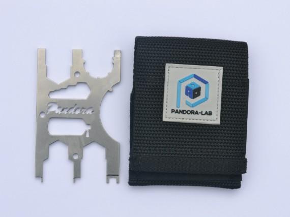 Pandora scuba diving tool from Pandora Lab