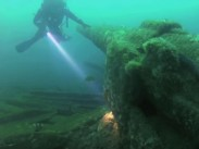 Diving the SS Laurentic off Donegal, Ireland