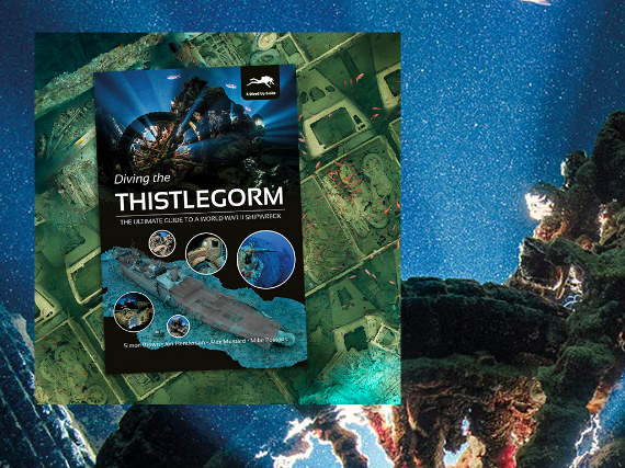 Diving the Thistlegorm guide book