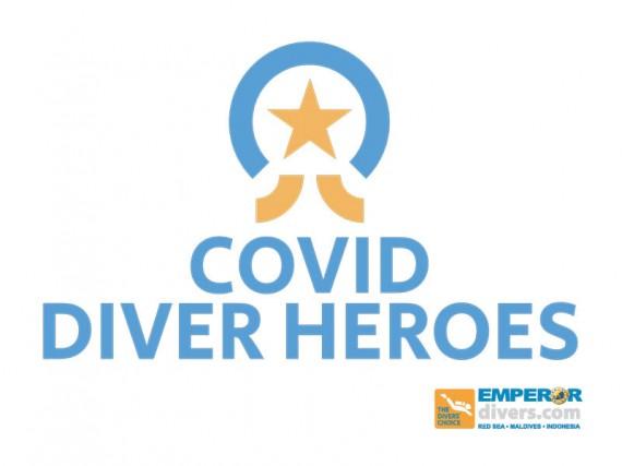 Emperor Divers Covid Heroes